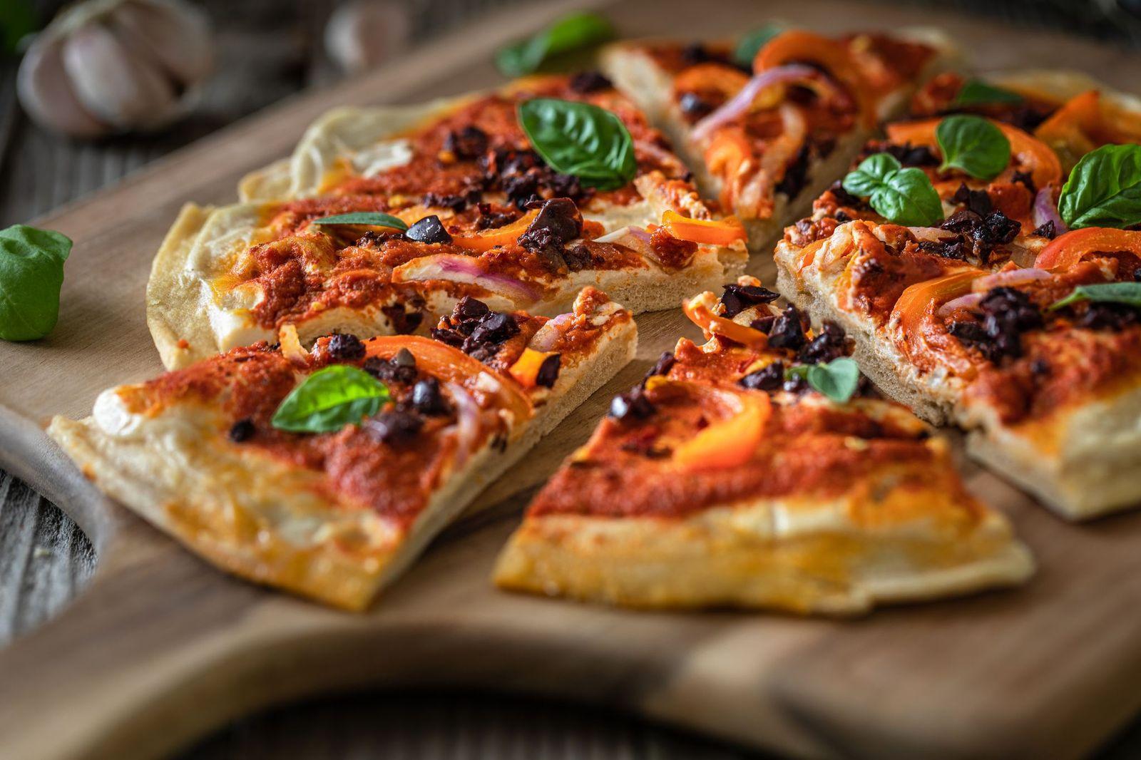 Veggie Pals Plant-Based Pizza