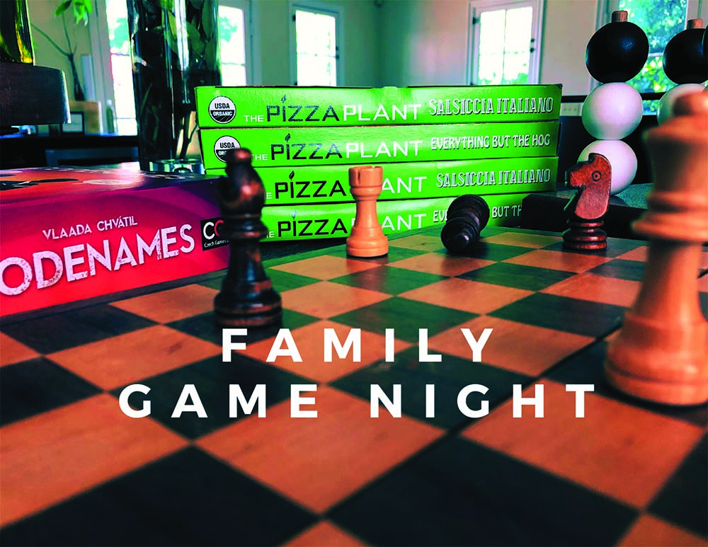 Why Pizza and Game Night Are a Match Made in Heaven